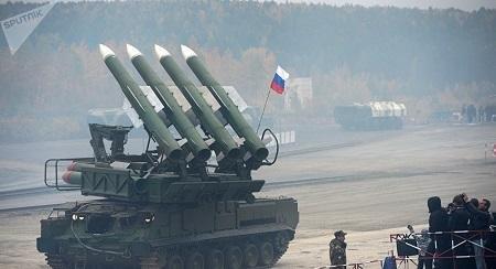 Rusiya Qara dənizdə qanadlı raketlər buraxdı
