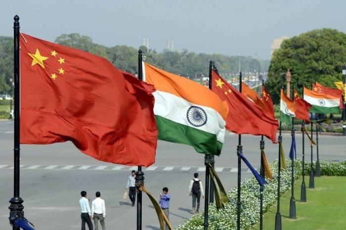 Hindistan-Çin sərhəd problemi