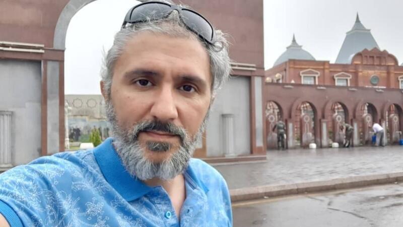 Azərbaycanda serial çəkilişi zamanı rejissorun halı pisləşdi - XƏSTƏXANAYA ÇATDIRILDI