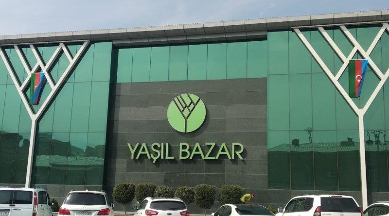 """""""Yaşıl bazar"""" alıcıların etimadını qazanıb"""