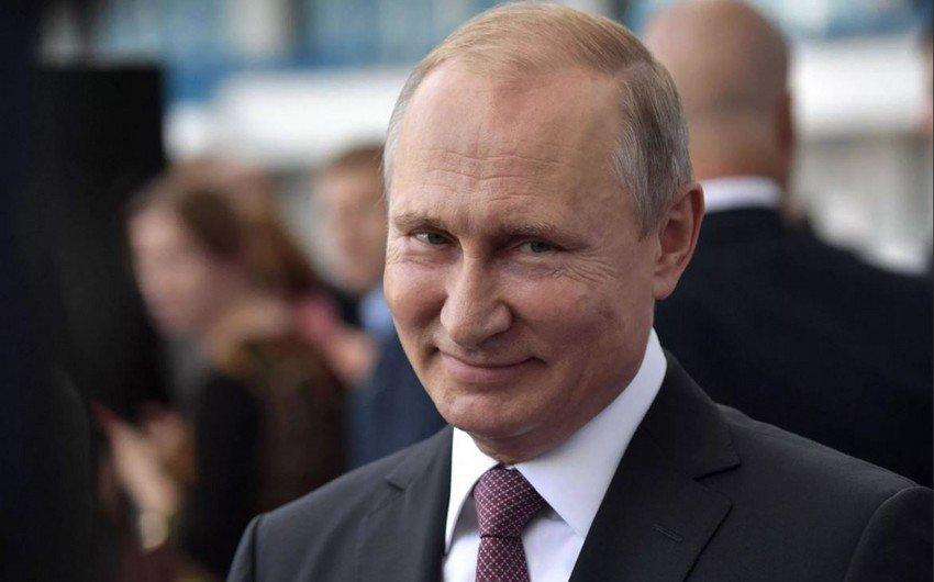 Bu gün Putin 68 yaşını qeyd edir