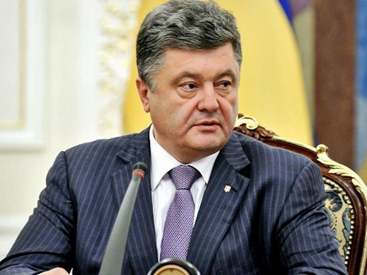 Poroşenkoya cinayət işi açıldı
