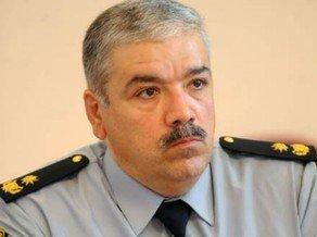 59 yaşlı polis general-mayoru vəfat edib