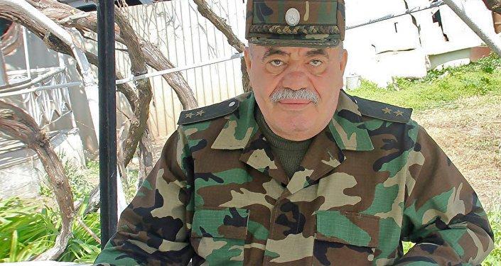 Erməni generalı Qarabağdan qaçırdılar