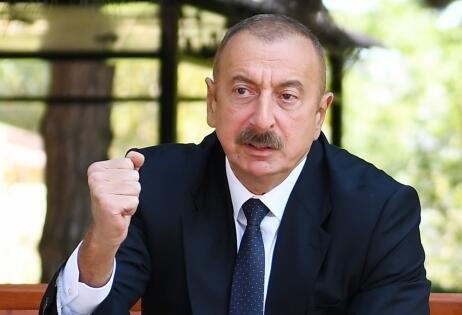 Dövlət sərhədi tam nəzarətə götürüldü – İlham Əliyev