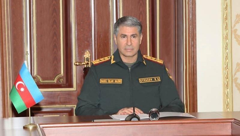 Vilayət Eyvazov generalı təqaüdə göndərdi