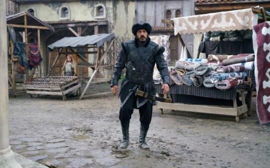 """Zabit Səmədov """"Kuruluş Osman""""da - Foto"""