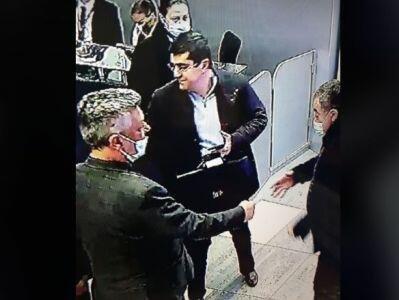 Arutyunyanın Rusiyaya gizli səfərinin görüntüsü yayıldı - Foto