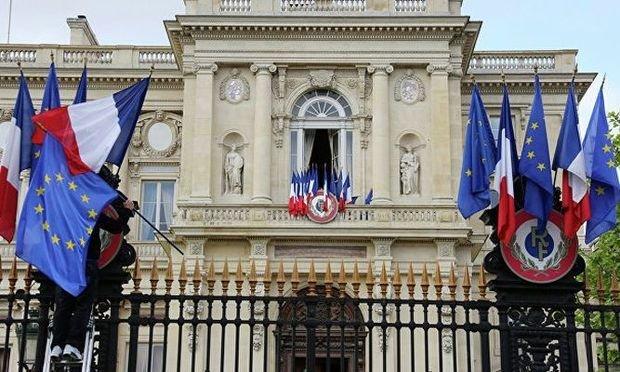 """""""Senatın qərarı Fransa hökumətinin siyasətini əks etdirmir"""" - Fransa XİN"""