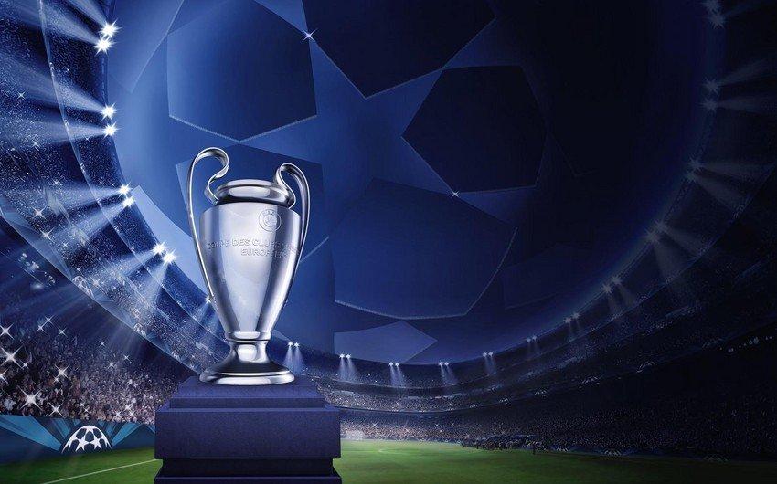 UEFA Çempionlar Liqasında 1/8 final mərhələsinin daha iki oyunu keçiriləcək