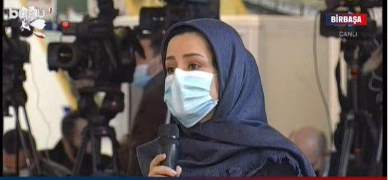 """İranlı jurnalist verdiyi """"sualına"""" görə peşman oldu"""