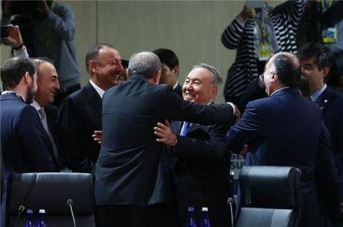 Türk dünyasının 100 illik problemi həll edilir