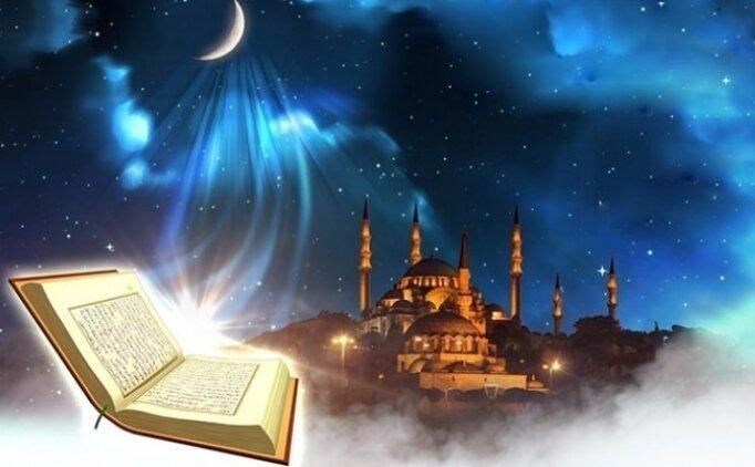 Ramazan ayı başladı