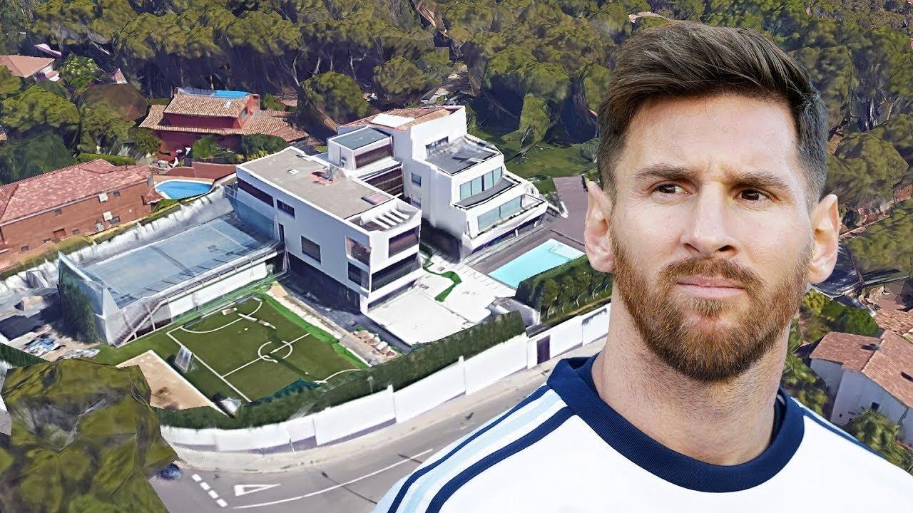 """Messi """"Barselona"""" futbolçuları üçün evində ziyafət verdi"""