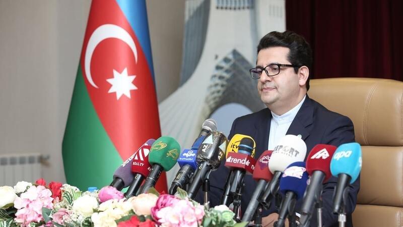 İran səfiri Azərbaycan xalqını və dövlətini təbrik edib
