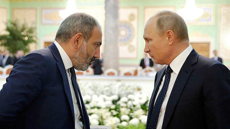 Putinlə Paşinyan nələr danışıb? - Kreml İrəvanı RÜSVAY ETDİ