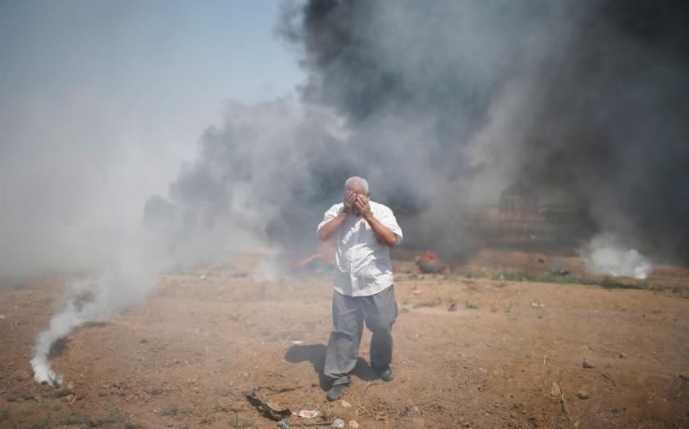 İsrail-Fələstin qarşıdurması davam edir: ölənlər var