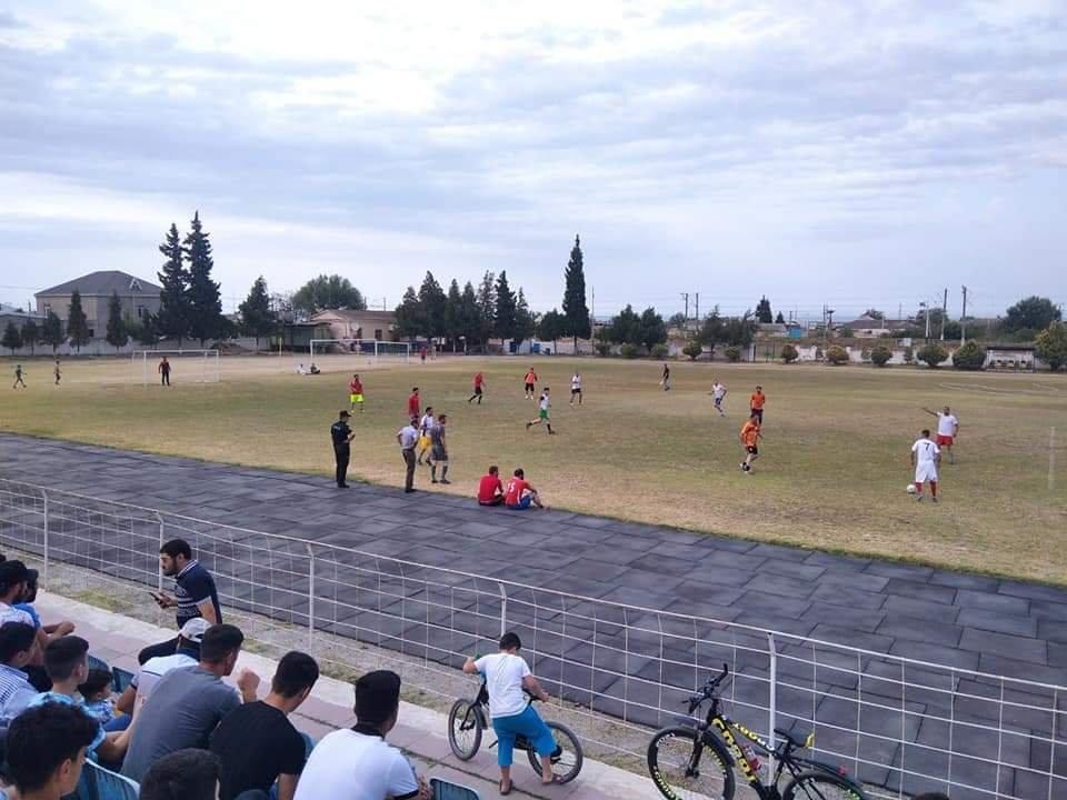 Gənclər arasında mini-futbol üzrə rayon kuboku başa çatıb