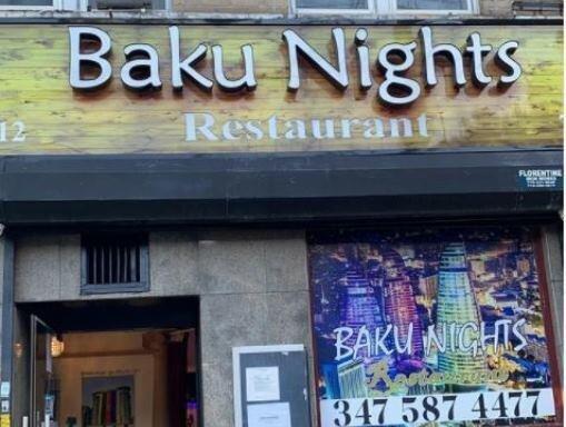 Elariz Məmmədoğlu ABŞ-da restoran açdı - Foto