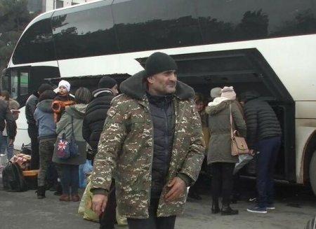 Qarabağdakı ermənilər azalır - Rus sülhməramlıları NARAHATDIR