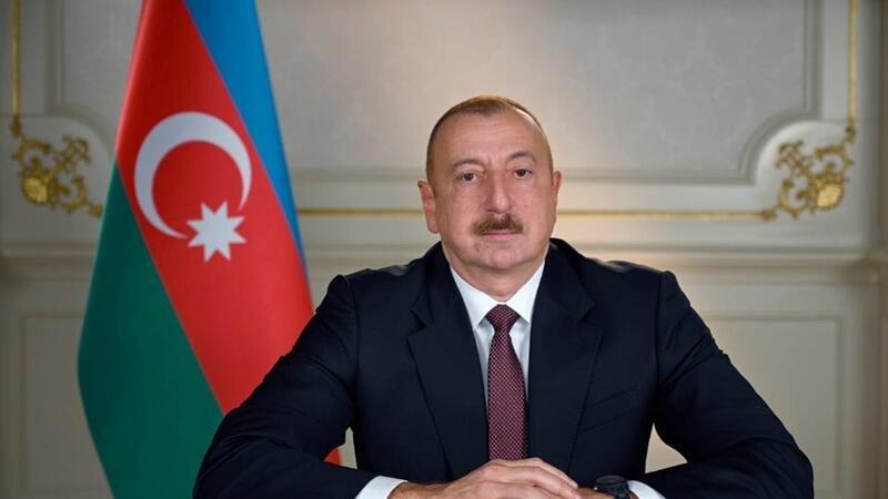 Prezident İlham Əliyev xalqa müraciət etdi